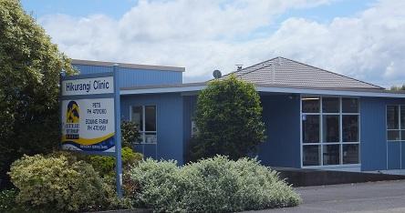 Hikurangi Clinic